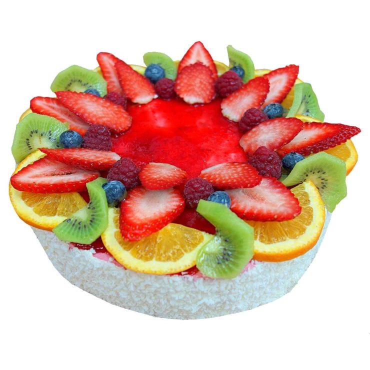 Jahůdka dort