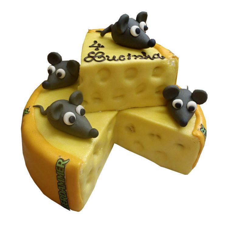Myšky v sýru