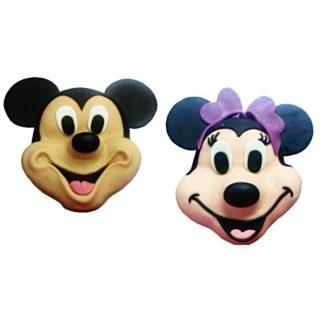 Mickey, Minie