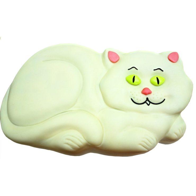 Ležící kočička