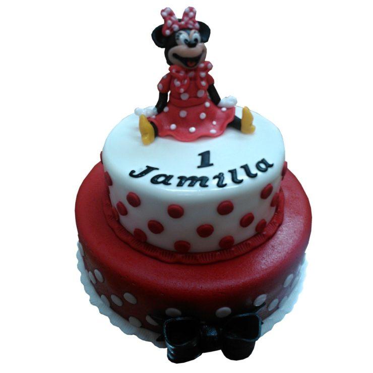 Patrový dort s Minie