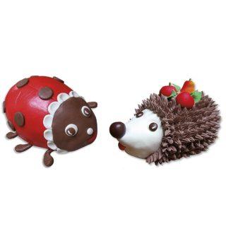Beruška, ježek