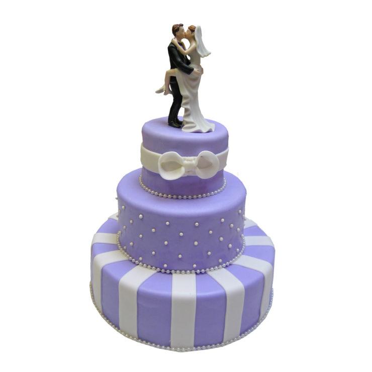 Patrový vyšší dort s figurkou