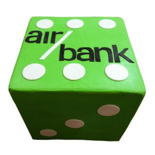 Kostka Air bank