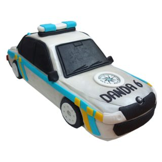 Policejní auto