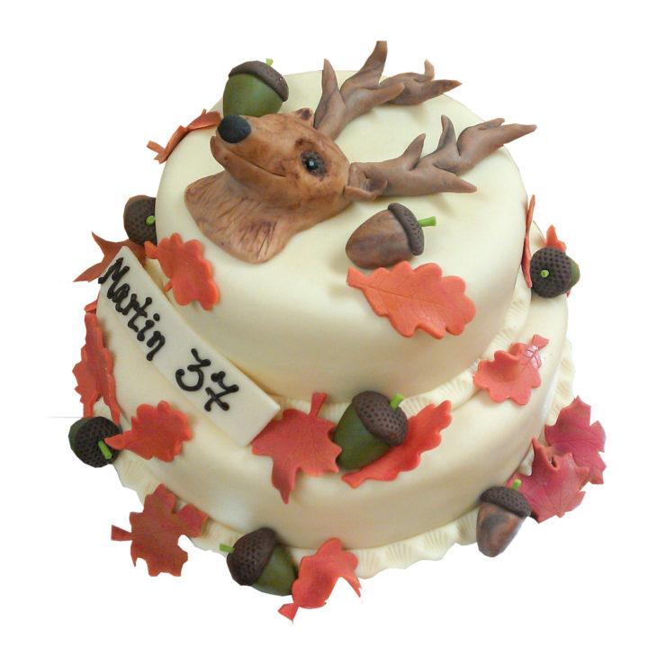 Myslivecký dort