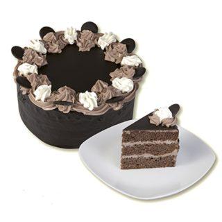 Čokoládový dortík s náhradním sladidlem