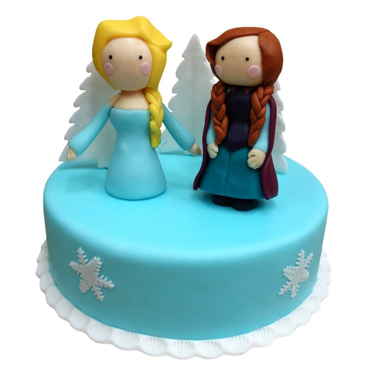 Ledové království – Elsa a Anna