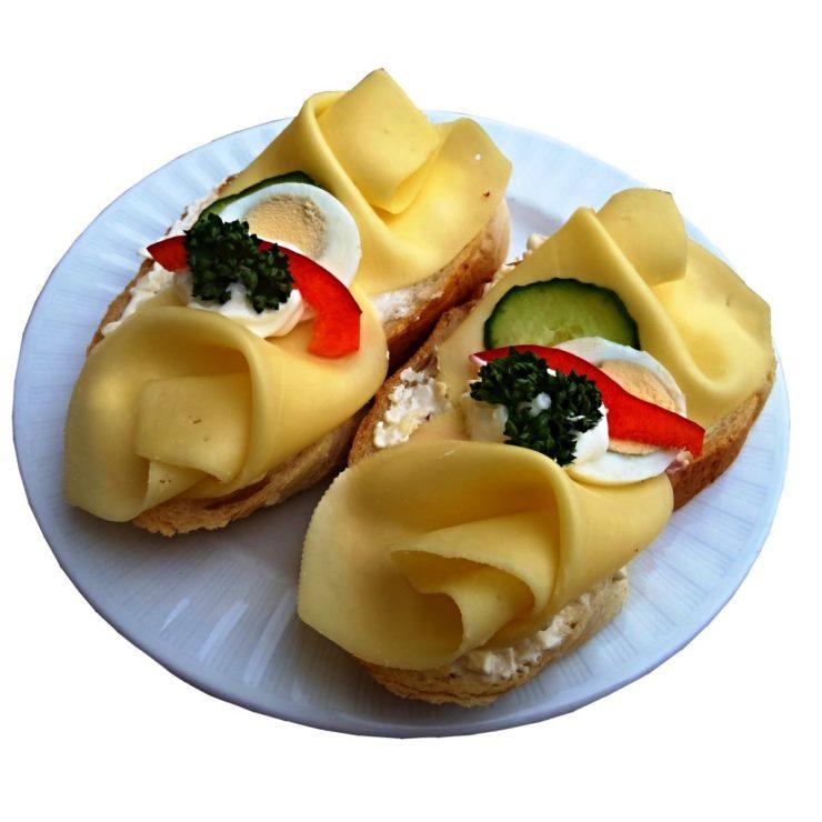 Sýrový chlebíček