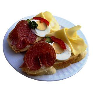 Moravský chlebíček