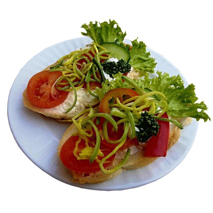 Italský chlebíček