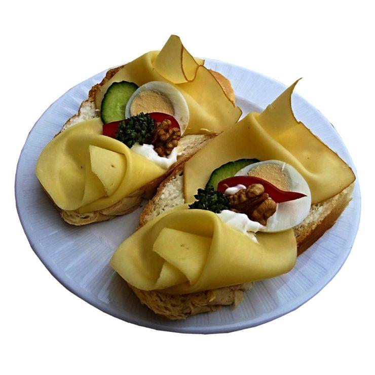 Francouzský chlebíček