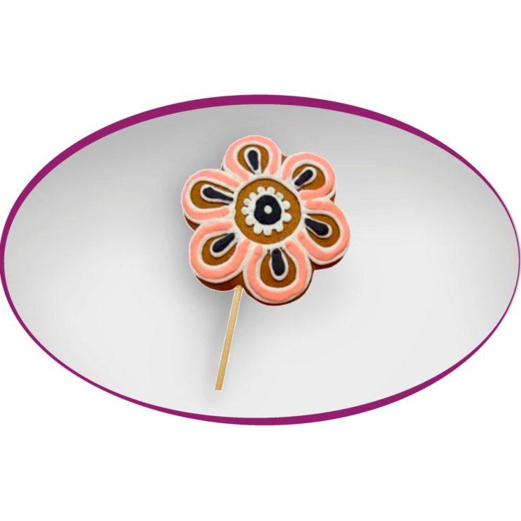 Květinka zápich 7 cm, 28 Kč